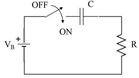 voltage across capacitor t 0 in the circuit above vb 40 v r 3 kohm c 1 chegg