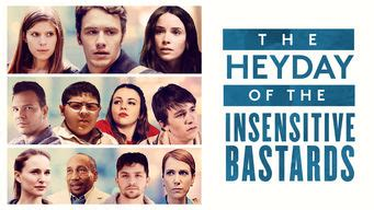 The Heyday Of The Insentive Bastards the heyday of the insensitive bastards is the heyday of the insensitive bastards on netflix