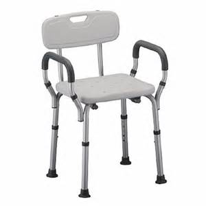 Bath Bench With Arms Nova Shower Bench With Arms And Back 9026