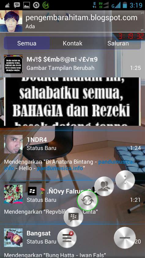 cara merubah wallpaper chat line cara merubah tilan bbm dengan gambar sesuka hati bbm
