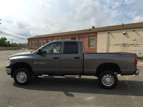 diesel ram 2500 for sale 2005 dodge ram 2500 crew cab 5 9l cummins turbo diesel for