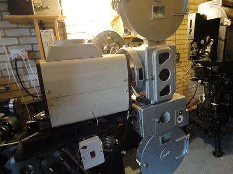 Lu Projector Xenon primolux projector restoration current projects