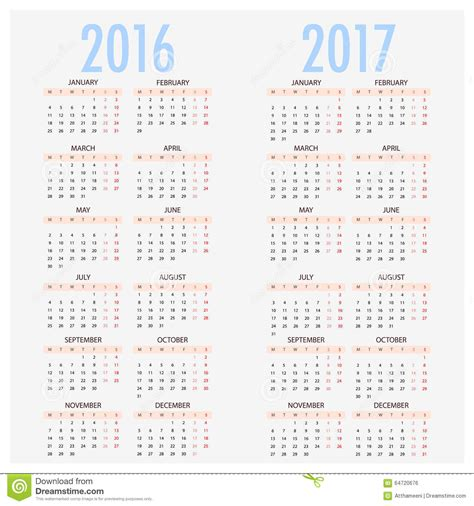 Calendario Por Semanas 2017 Excel Calendario 2017 Por Semanas 2017 Calendar Printable