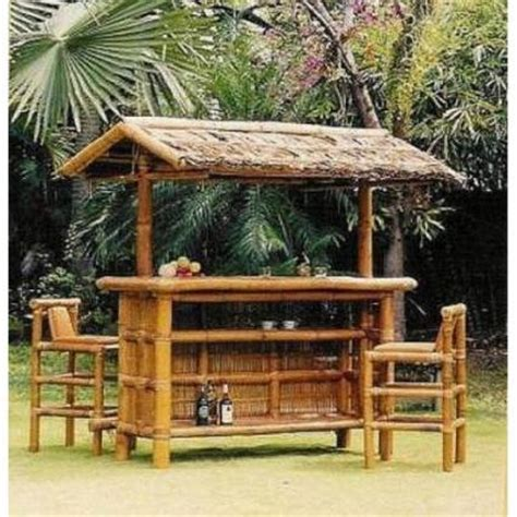 build your own tiki bar | lovetoknow