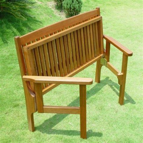 wooden table with bench seats 1000 ideas about wooden garden chairs on pinterest