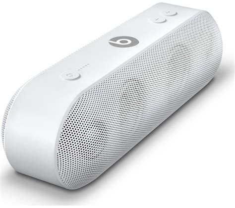 Speaker Bluetooth Beats By Dre beats by dr dre pill portable wireless speaker bluetooth 4 0 white ebay