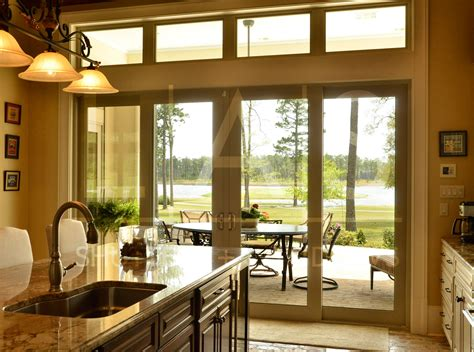 sliding glass doors shine      sparkling