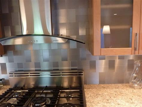 kitchen stick on backsplash kitchen backsplash peel and stick