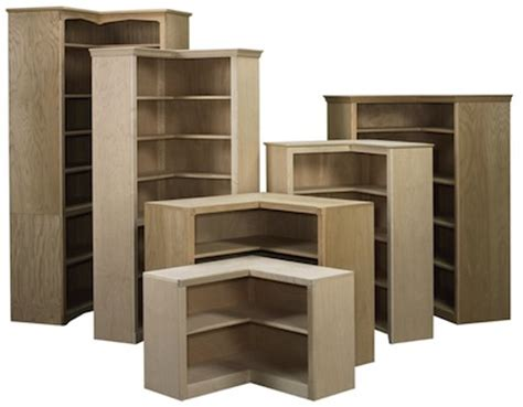 Build Your Own Corner Bookshelves Book Case Build Corner Bookcase