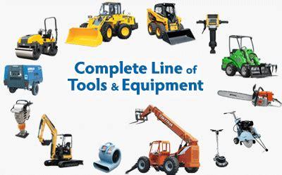 Rent Equip Construction Equipment Rentals And Sales Clairemont