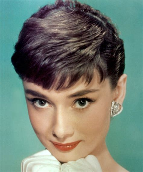 Hepburn Hairstyle by Hepburn Hair And Hairstyles Inspiration Great