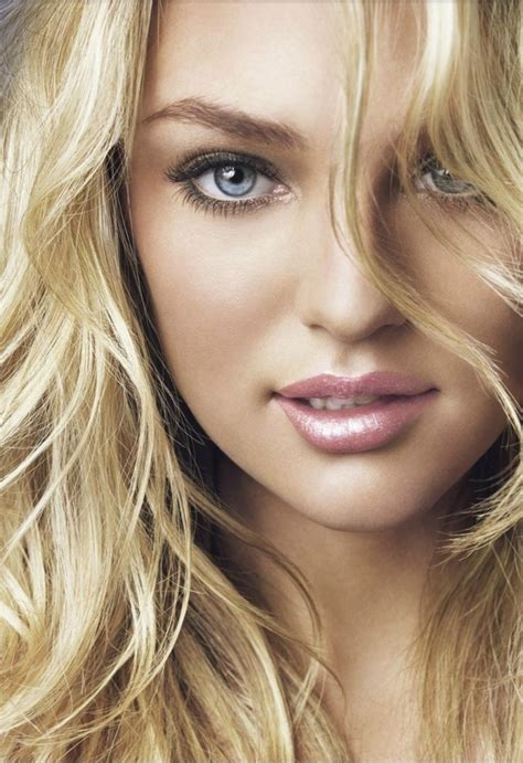 victorias secret faces picture of candice swanepoel