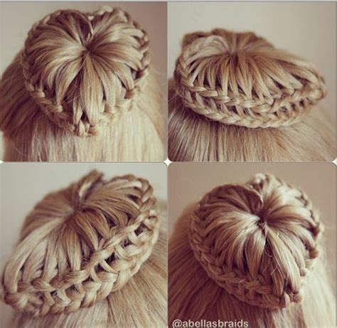 Braid Hairstyles For Ages 5 7 by Braided Bun Hairstyles For Ages 7 To 13