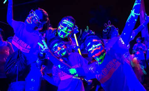 Philly To Host Country S Color Run Glow In The