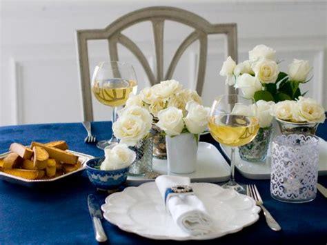 elegant dinner settings simply elegant dinner party hgtv