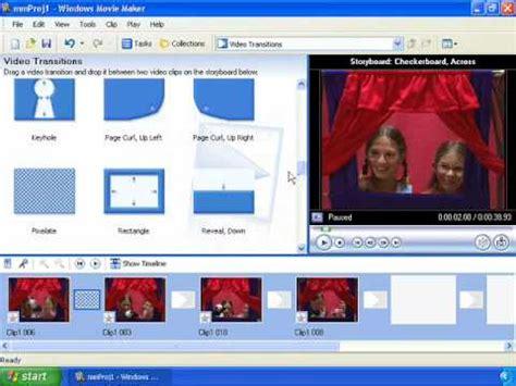 tutorial video editing movie maker movie maker video editing tutorial youtube