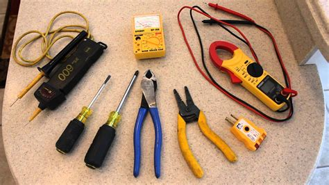 electrician tools voltage testers electrical hd