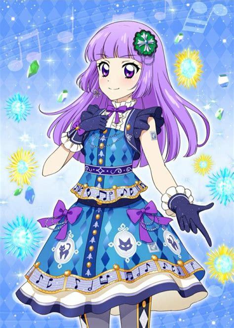 Aikatsu Bottoms Cool Flower Collection sumire hikami anime amino