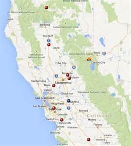 truckee california map truckee california map california map