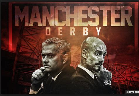manchester derby the bank