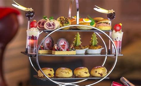 the magical eric lanlard festive afternoon tea at jumeriah