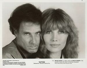 mint condition tattoo press photograph 1981 mint condition bruce dern