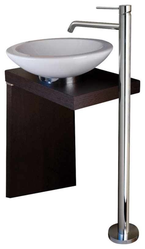 free bathroom sink ws bath collections light free standing bathroom sink