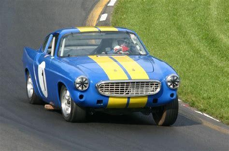 volvo p1800 race car volvo p1800 1961 1973