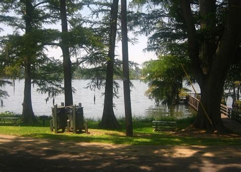 Lake Bruin State Park Cabins by Lake Bruin State Park