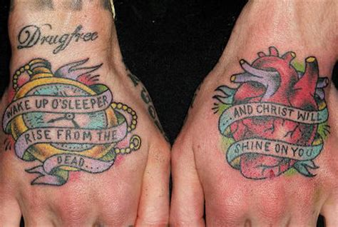 drug free tattoo designs free on