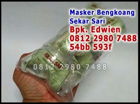 Masker Bengkoang Sari Ayu 0812 2980 7488 telkomsel fungsi masker bengkoang