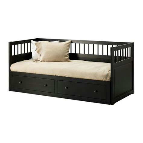 space saving double bed ikea day bed for office guest bedroom it turns into