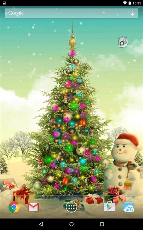 christmas tree android apps on google play