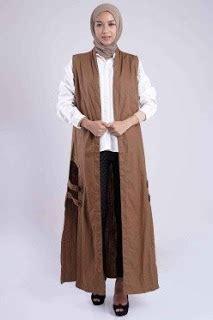Jaket Outer Bomber Jacket Wanita Unik Model Terbaru Terkini Remaja 30 model outerwear muslimah yang paling trend terbaru tahun ini model baju busana muslim terbaru
