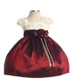 new white and red toddler christmas dress 2014 trendy