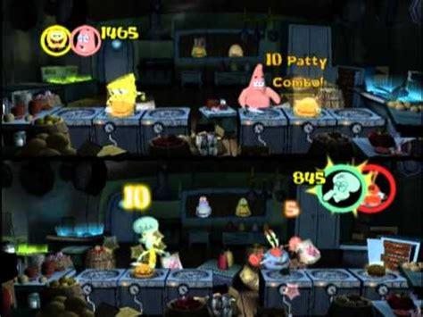 spongebob squarepants: lights, camera, pants! (ps2) part