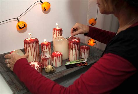 Kerzen Deko Ideen by Last Minute Deko Idee F 252 R