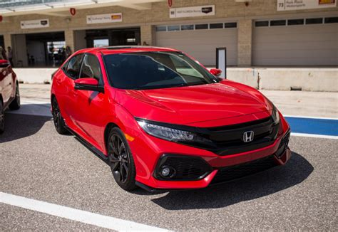 honda civic 2017 hatchback sport track drive 2017 honda civic hatchback