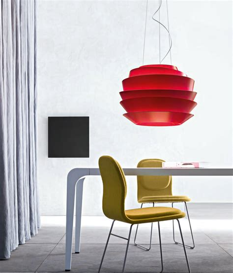 Foscarini Le Soleil by Le Soleil Suspension Aquamarine General Lighting From