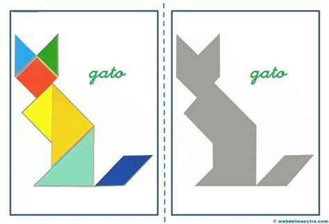 figuras geometricas que forman el tangram las 25 mejores ideas sobre figuras matematicas en
