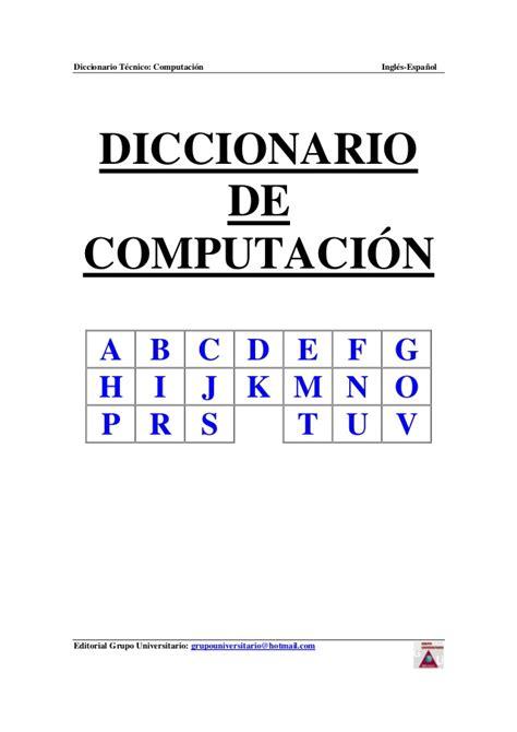 traduccion de layout en espanol diccionario de computaci 243 n ingles espa 241 ol