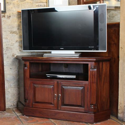 mahogany tv cabinet with doors corner television cabinet mahogany akd furniture