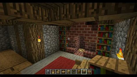 minecraft interior house minecraft large medieval house interior youtube