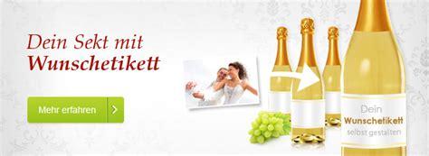 Flaschenetiketten Piccolo Drucken by Sekt Etiketten Bedrucken Personalisierte Geschenke Der