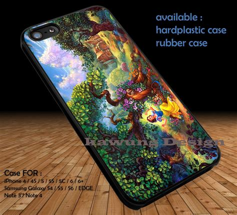 Disneys Snow White X3667 Samsung Galaxy Note 5 Casing Custom Hardca snow white magical forest painting dop136 cover for iphone 4 4s 5 5c 6 6 6s 6s samsung