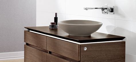 Lu Wastafel waschtische und waschbecken bad mit stil villeroy boch