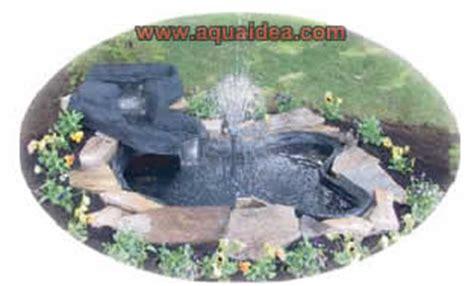 kit laghetto giardino laghetto da giardino in kit da 680 litri