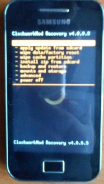 how to install clockworkmod recovery v4 cwm on samsung how to install clockworkmod recovery v4 cwm on samsung