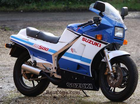 Suzuki Rg 500 The Suzuki Rg500 An Endangered Species Rescogs