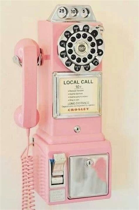 7 Cool Phones For Your House by This Is Adorable Vintage Pay Phone Vintage